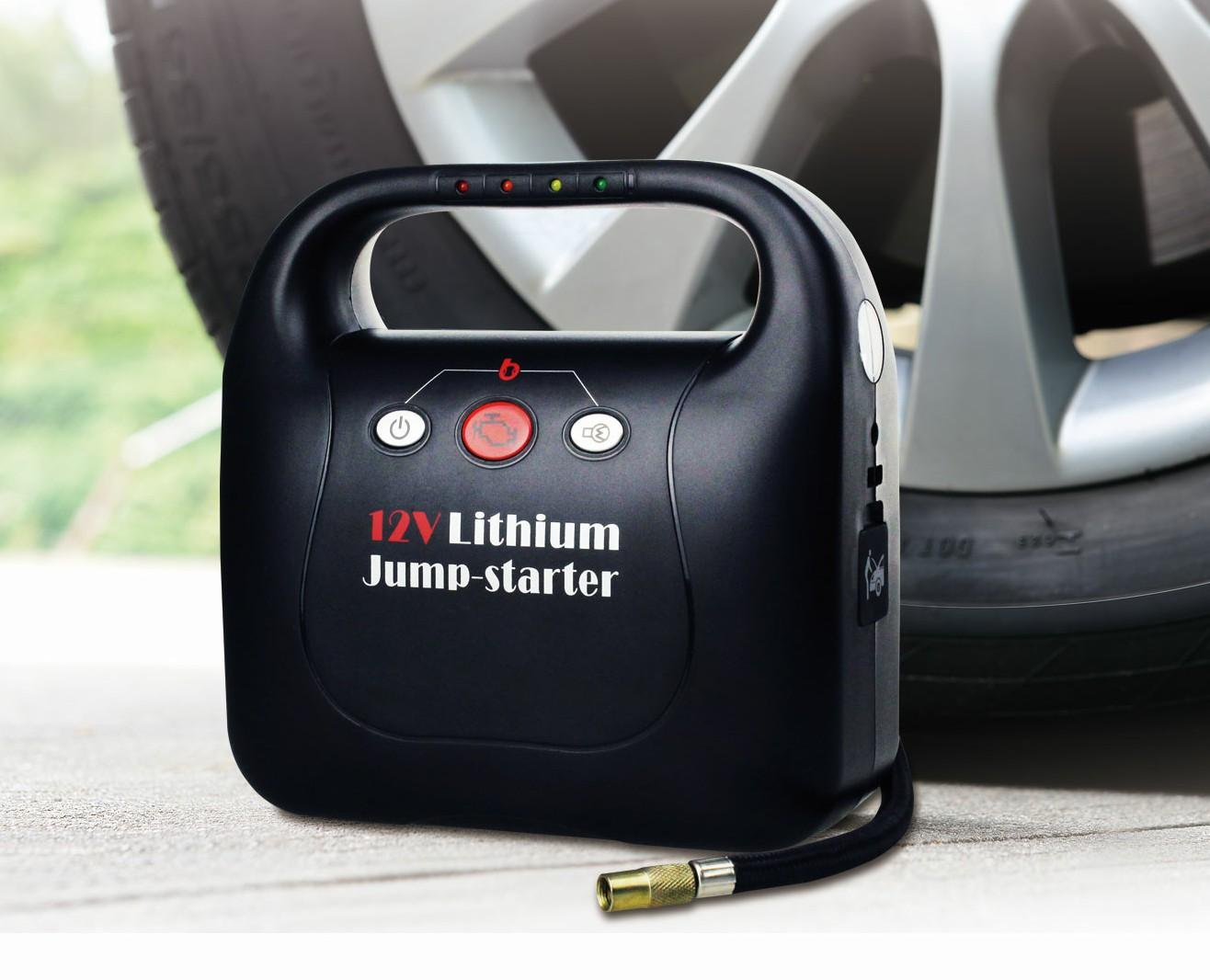 Car Jump Starter-HYA